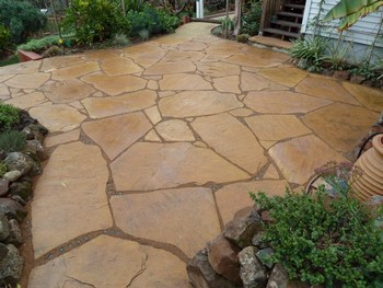 ... An Inexpensive And More Environmental Solution To Setting Stone In  Concrete, But It Has All The Benefits Of Durability And Ease Of Maintenance.